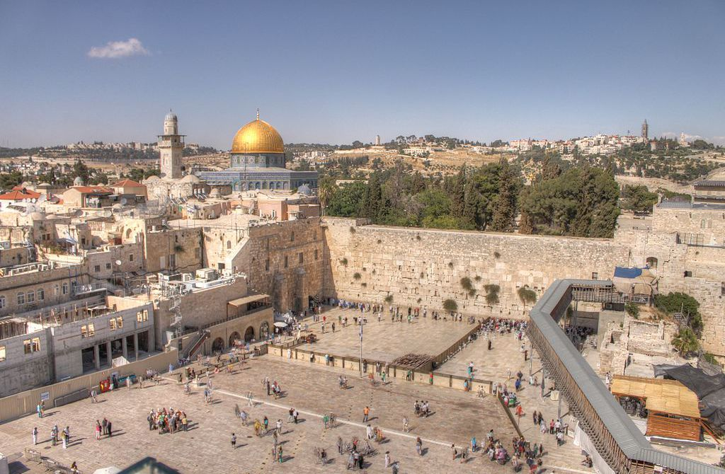 The_Western_Wall_and_Dome_of_the_rock_in_the_old_city_of_Jerusalem-1024x670