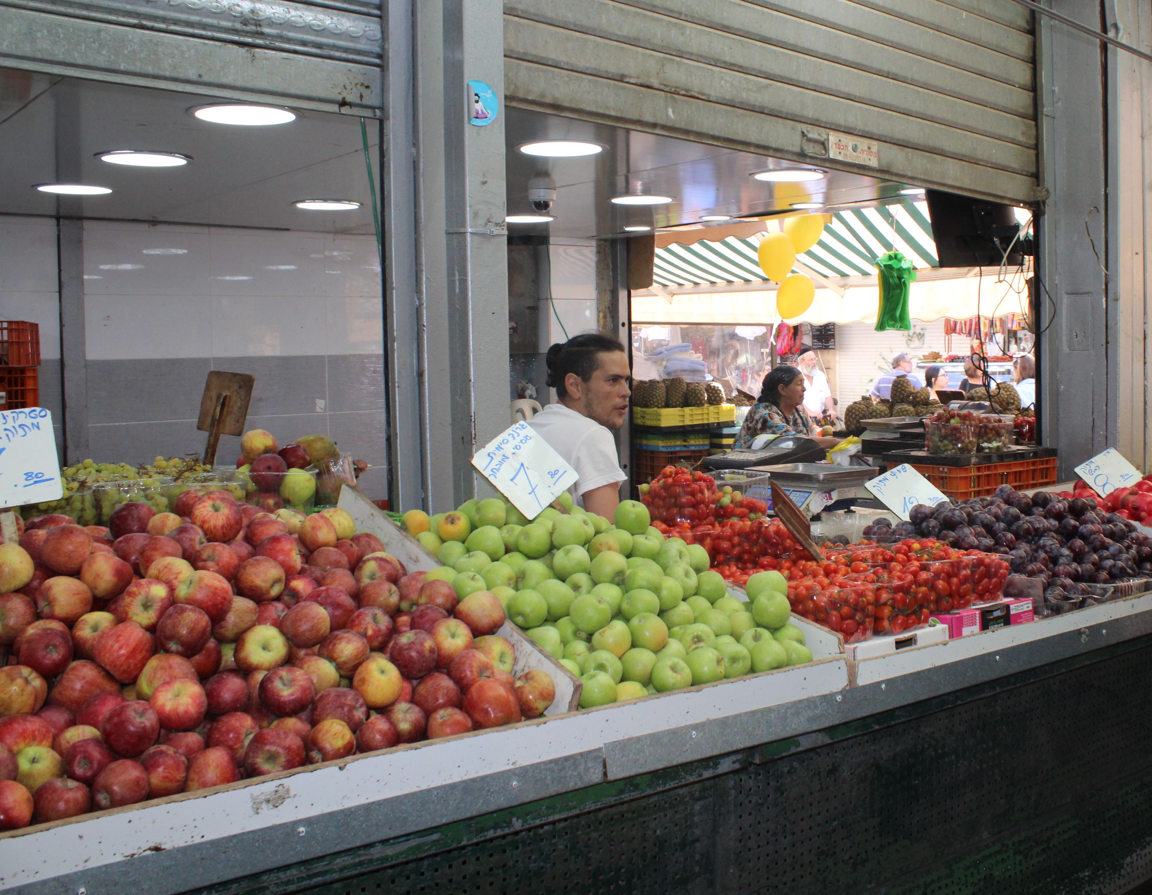 בשוק מחנה יהודה