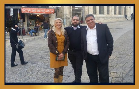 לשכת המסחר – שומרים על ירושלים מאוחדת!