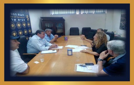 מפגש סוחרי רחוב בן יהודה (מדרחוב) י-ם עם נשיא לשכת המסחר דרור אטרי!