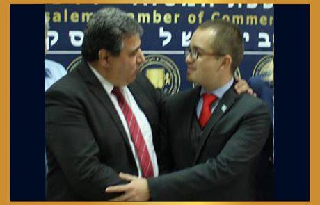 ברוך הבא ידידנו מר קרלוס מריו סוסה, הקונסול הכלכלי של גווטמאלה