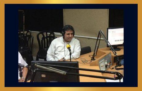 """נשיא לשכת המסחר בראיון ל""""צבע הכסף"""" על טבע ומשבר הפיטורים"""