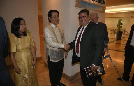 לראשונה: נספחות כלכלית של ישראל תיפתח במנילה,בירת הפיליפינים