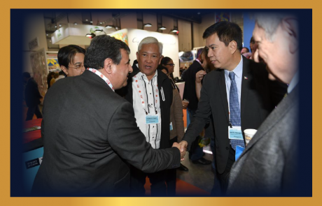 """""""למגזר העסקי ולתושבי ישראל יש כיום אופק תיירותי והזדמנויות לפיתוח עסקי עם הפיליפינים"""" !"""