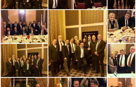 """נשיא גואטמלה הנבחר ד""""ר אלחנדרו ג'אמטאי לנשיא הלשכה דרור אטרי:   """" החוק הראשון שהעביר עם כניסתי לתפקיד בינואר 2020 הוא הגדרת החמאס כארגון טירור והשארת השגרירות בירושלים """""""