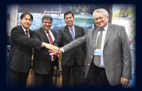 ישראל חזקה מתמיד בזכות ידידי אמת שלנו בעולם, ועמם מדינת הפיליפינים שבאמצעות השגריר נתנאל ג. אימפריאל הועמקו קשרי המסחר ושיתופי הפעולה בין הפיליפינים וישראל !