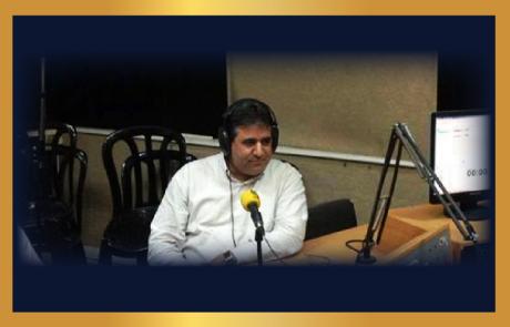 נשיא לשכת המסחר ירושלים דרור אטרי בראיון, רדיו ירושלים – 16.1.17 מרחיבים את הקשרים הבינלאומיים