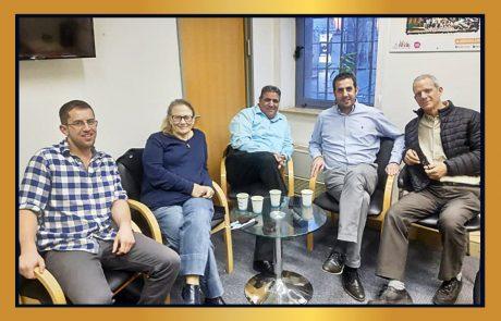 עסקים בירושלים במרכז פעילות לשכת המסחר
