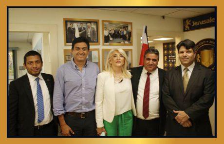 צעד חשוב להעמקת הקשרים ופיתוח הסחר בין קוסטה ריקה לירושלים