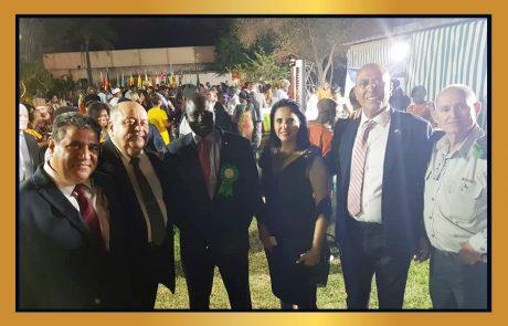 יום לציון האיחוד האפריקאי