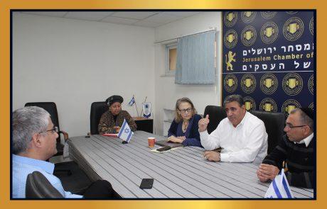 ממשיכים לפעול למען העסקים בישראל