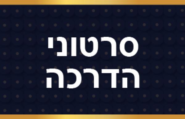 """סרטוני הדרכה – ארגון צהו""""ב"""