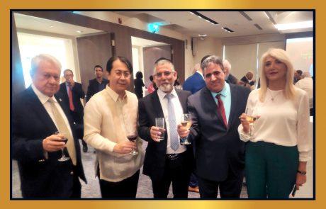 חוגגים יום עצמאות לידידינו הפיליפינים